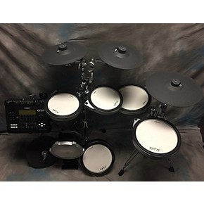 Used yamaha dtx950 electric drum set guitar center for Electric drum set yamaha