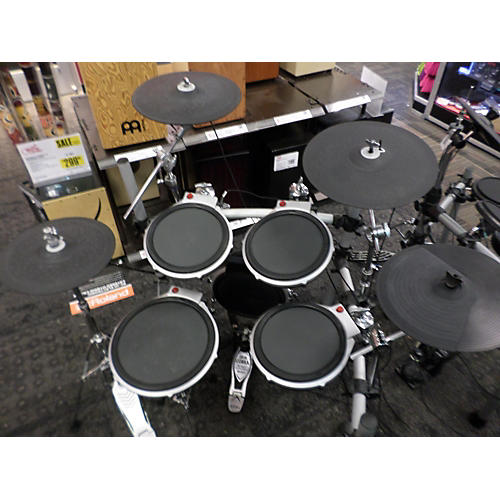 Used yamaha dtxextreme iii electric drum set guitar center for Electric drum set yamaha