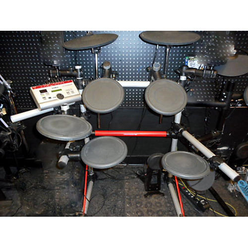 Yamaha DTXPRESS IV Electric Drum Set-thumbnail