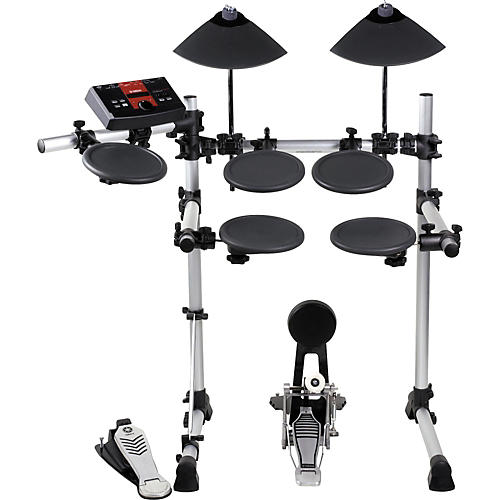 Yamaha dtxplorer electronic drum set guitar center for Electric drum set yamaha