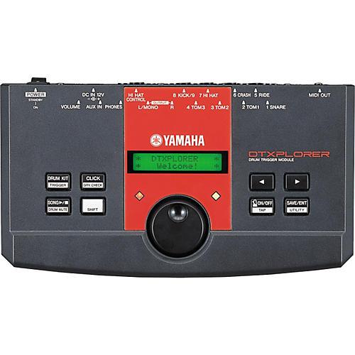 Yamaha DTXplorer Trigger Module-thumbnail