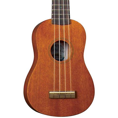 Diamond Head DU-200 Soprano Ukulele Natural Rosewood Fingerboard