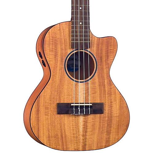 Diamond Head DU-350TCE Tenor Acoustic-Electric Ukulele-thumbnail