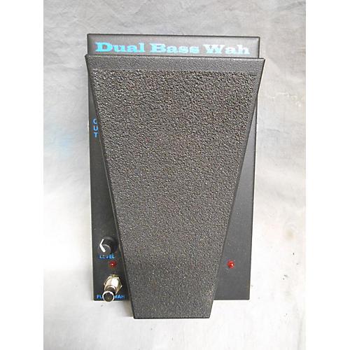 Morley DUAL BASS WAH Effect Pedal-thumbnail