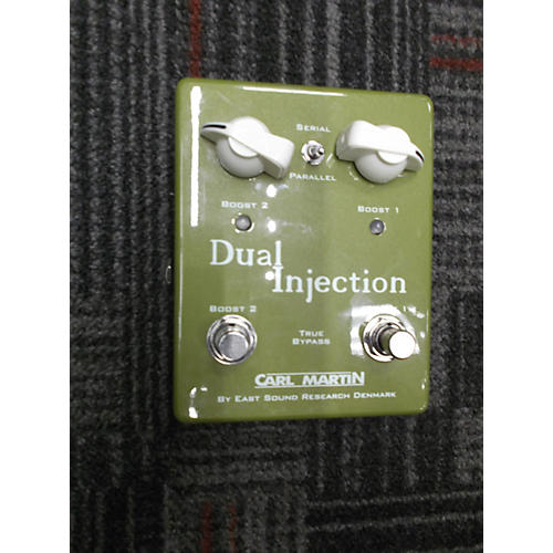 Carl Martin DUAL INJECTION Effect Pedal-thumbnail