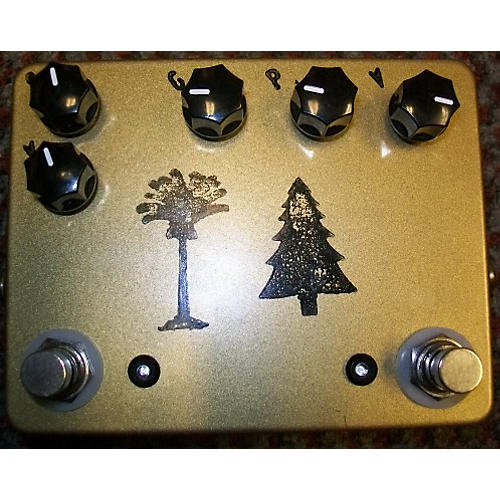 In Store Used DUAL OVERDRIVE Effect Pedal-thumbnail