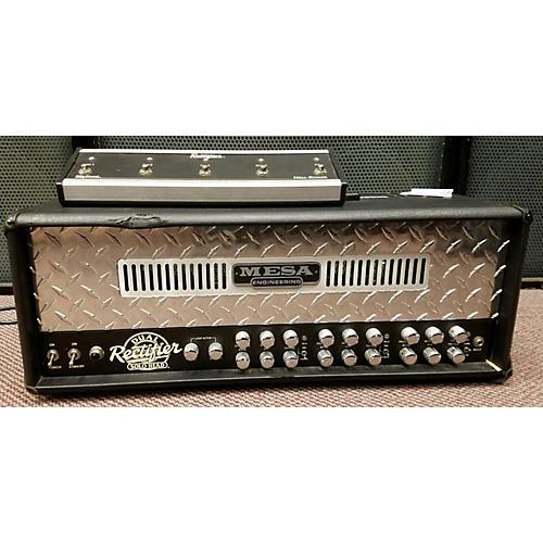Mesa Boogie DUAL RECTIFIER SOLO HEAD Tube Guitar Amp Head