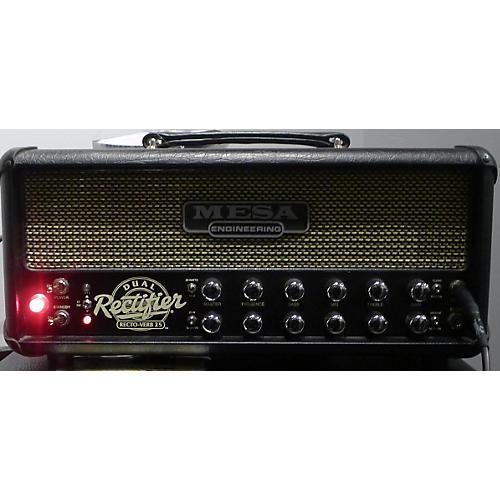 Mesa Boogie DUAL RECTOVERB 25 Tube Guitar Amp Head-thumbnail