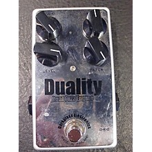 Darkglass DUALITY FUZZ Bass Effect Pedal