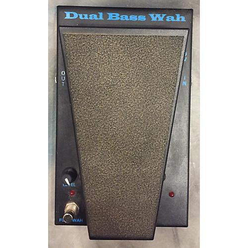 Morley DUEL BASS WAH Effect Pedal-thumbnail