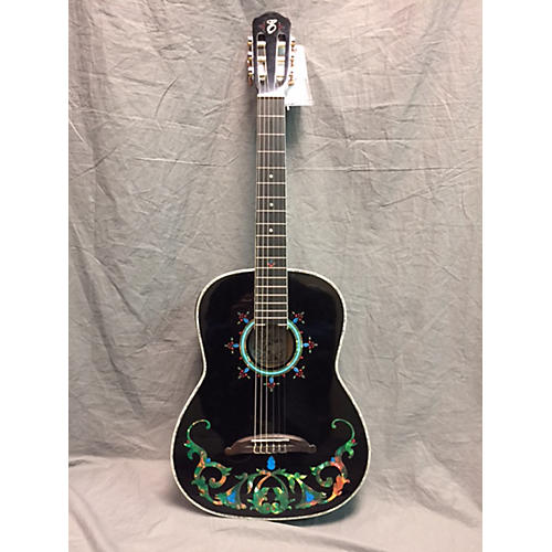 used esteban duende classical acoustic electric guitar guitar center. Black Bedroom Furniture Sets. Home Design Ideas