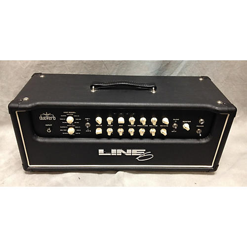 Line 6 DUO VERB HEAD Guitar Amp Head-thumbnail