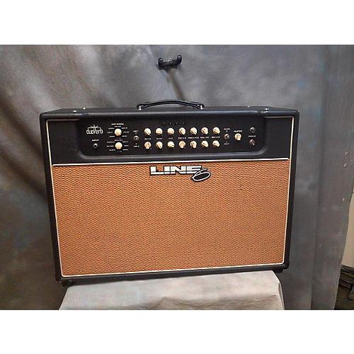 used line 6 duoverb guitar combo amp guitar center. Black Bedroom Furniture Sets. Home Design Ideas