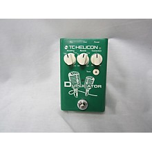 TC Helicon DUPLICATOR Effect Pedal