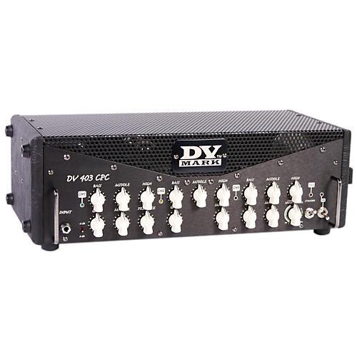 DV Mark DV 403 CPC 3-Channel Tube Guitar Amp Head