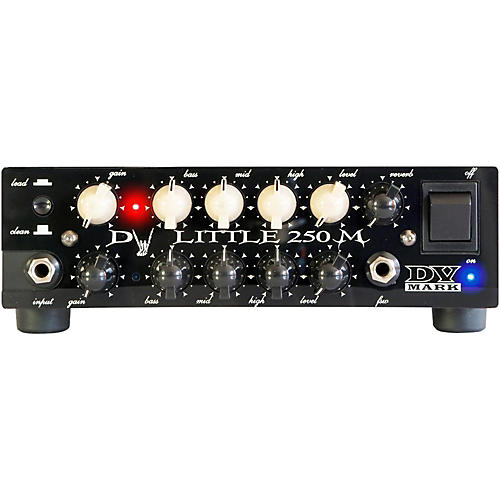 DV Mark DV Little 250 M 250W Guitar Amp Head-thumbnail