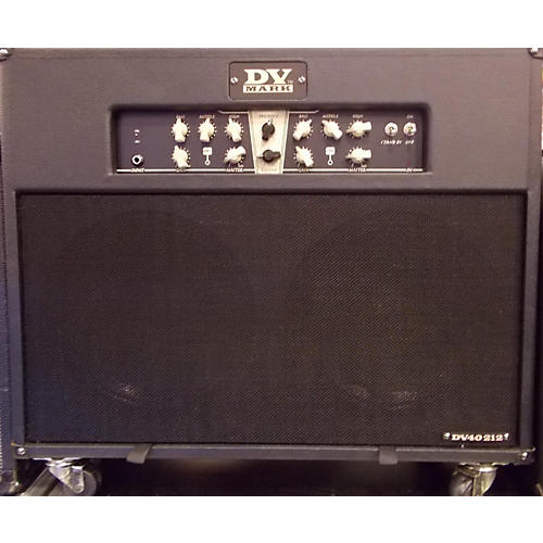 DV Mark DV40 212 40W 2x12 Tube Guitar Combo Amp