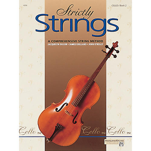 Alfred DV4396 Pblction Strictly Strings Boo Cello