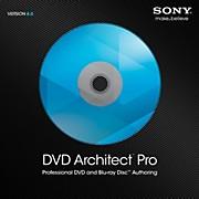 Sony DVD Architect Pro 6.0