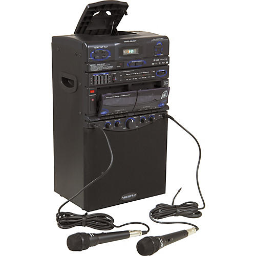 vocopro dvd duet karaoke system guitar center. Black Bedroom Furniture Sets. Home Design Ideas