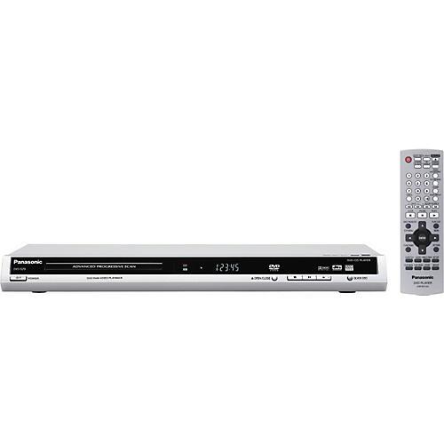 Panasonic DVD-S29 DVD Player with Progressive Scan