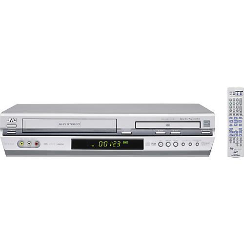 JVC DVD/VHS Combination Deck