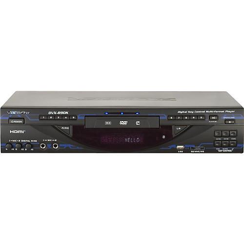 VocoPro DVX-890K Karaoke Player