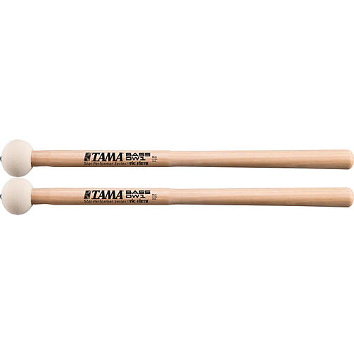 Tama Marching DW1 Star Performer Marching Bass Drum Mallet by Vic Firth DW1