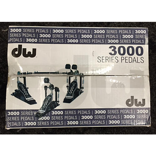 DW DWCP 3002 Double Bass Drum Pedal