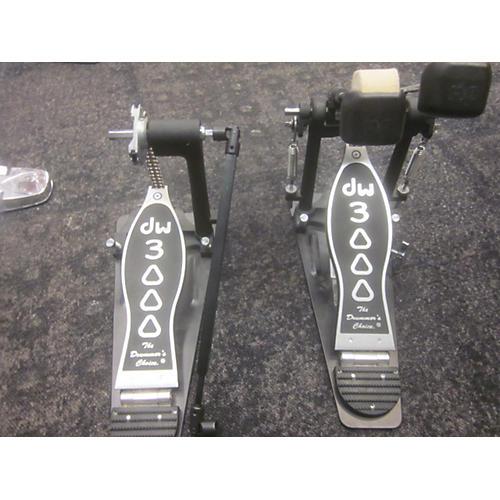 DW DWCP3002 Double Bass Drum Pedal-thumbnail