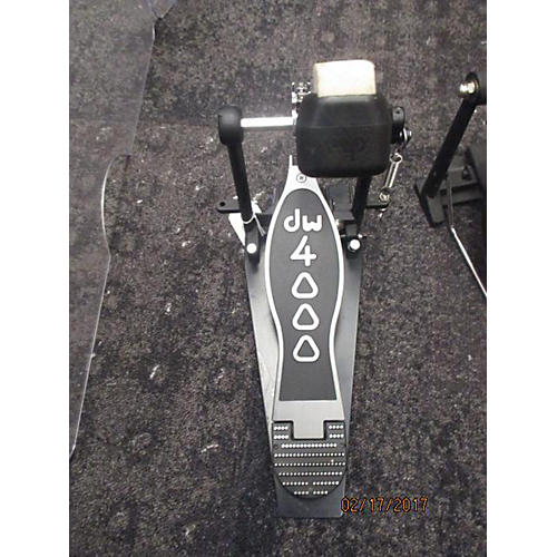DW DWCP4000 Single Drum Pedal Single Bass Drum Pedal-thumbnail