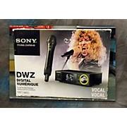 Sony DWZM50 Handheld Wireless System