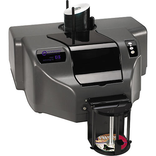 Microboards DX-2DVD All-In-One DVD Duplicator / Printer-thumbnail