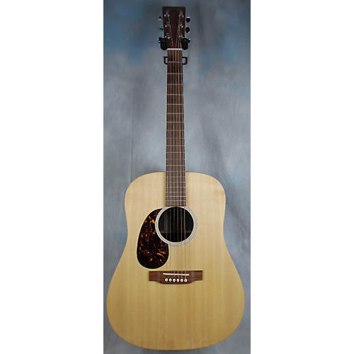 Martin DX1 Custom Left Handed Acoustic Electric Guitar-thumbnail