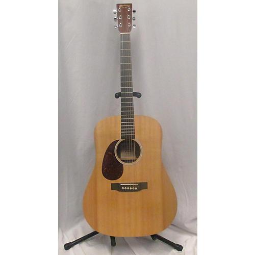 Martin DX1 Custom Left Handed Acoustic Electric Guitar