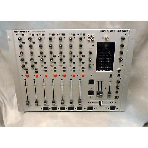 Behringer DX1000 Unpowered Mixer-thumbnail