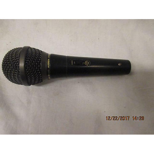 used azden dx580 dynamic microphone guitar center. Black Bedroom Furniture Sets. Home Design Ideas