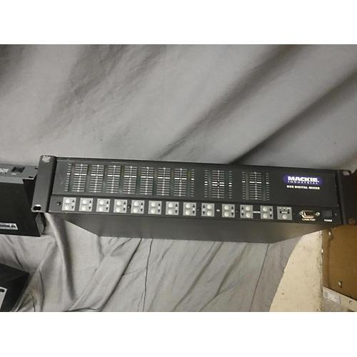 Mackie DX8 Unpowered Mixer