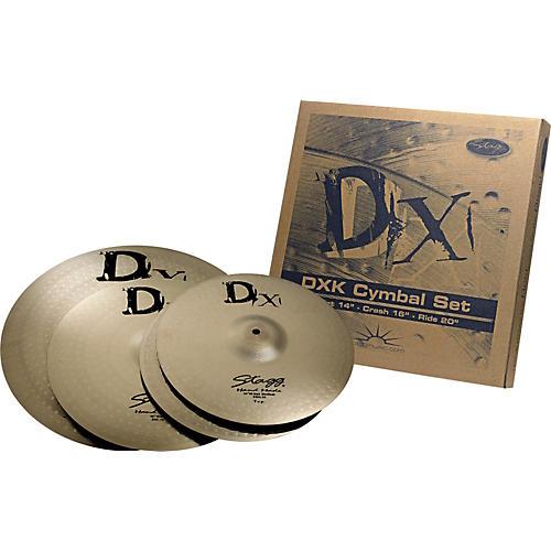 Stagg DXK Cymbal Set-thumbnail