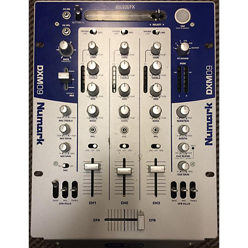 Numark DXM09 DJ Mixer-thumbnail