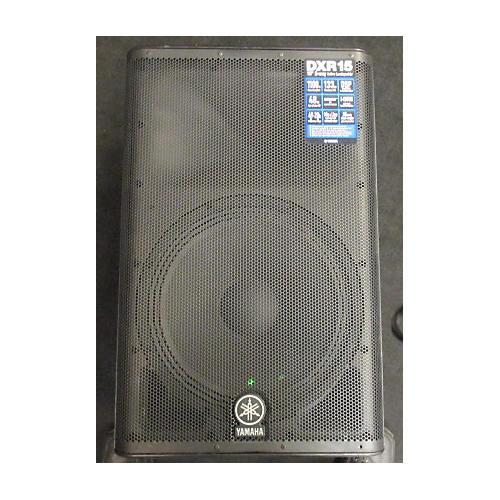 Yamaha DXR 15 Powered Speaker
