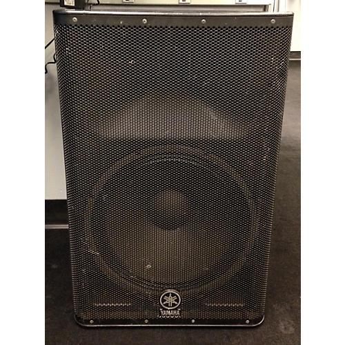 Yamaha DXR15 Power Amp-thumbnail