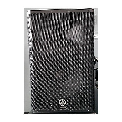 Yamaha DXR15 Powered Speaker-thumbnail