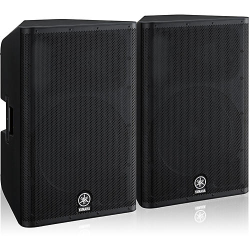 speakers guitar center. yamaha dxr15 speaker pair speakers guitar center