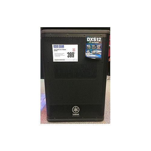 Yamaha DXS12 Powered Speaker