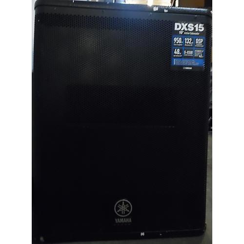 Yamaha DXS15 Active DSP CTRL Powered Subwoofer