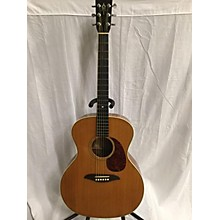 Alvarez DY-53 Acoustic Electric Guitar