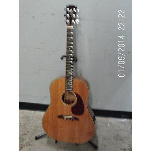 Alvarez DY52 Acoustic Electric Guitar-thumbnail