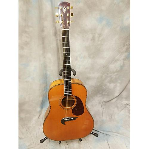 Alvarez DY71 Yairi Series Acoustic Guitar