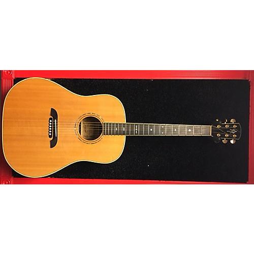 Alvarez DY84K Acoustic Guitar Natural